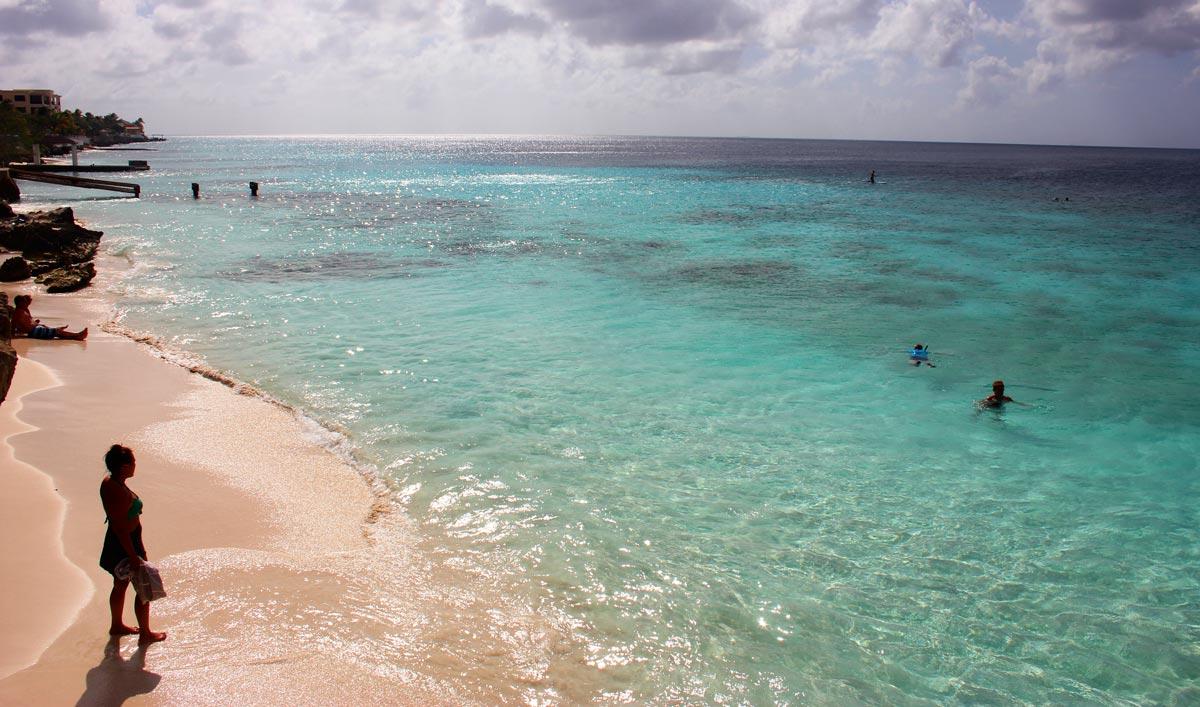 Bachelors Beach