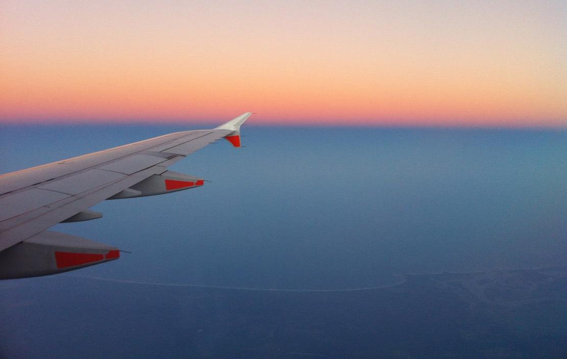 Vliegen naar Bonaire